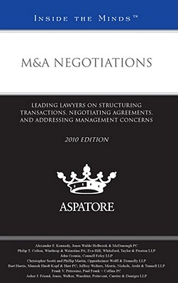 M&a Negotiations