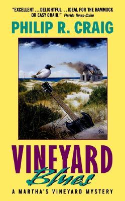 Vineyard Blues By Craig, Philip R.
